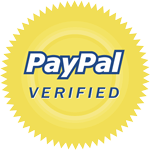 Payment verified by PayPal